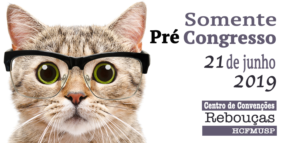 CAT Congress SP 2019 - Somente o Pré Congresso - AAFP International Symposium